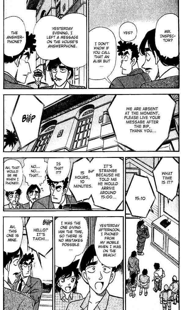 Detective Conan Chapter 123  Online Free Manga Read Image 5