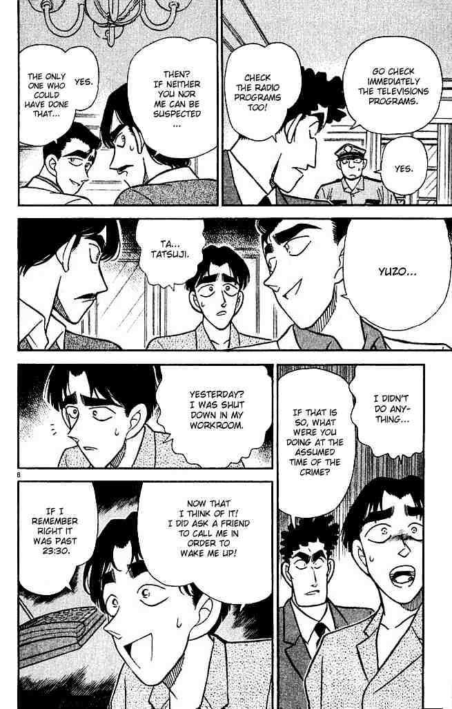 Detective Conan Chapter 123  Online Free Manga Read Image 8