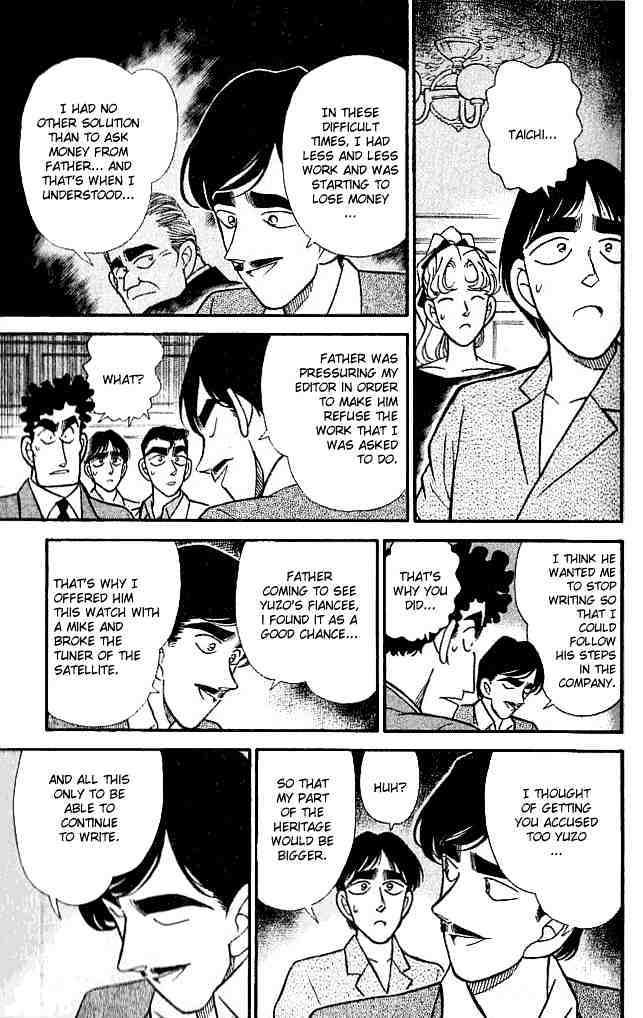 Detective Conan Chapter 124  Online Free Manga Read Image 15