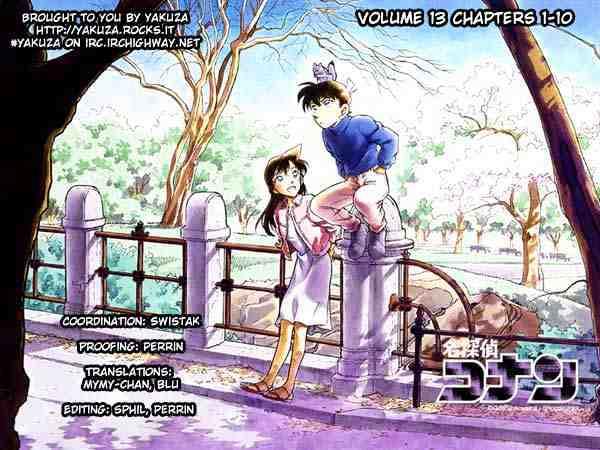 Detective Conan Chapter 124  Online Free Manga Read Image 19