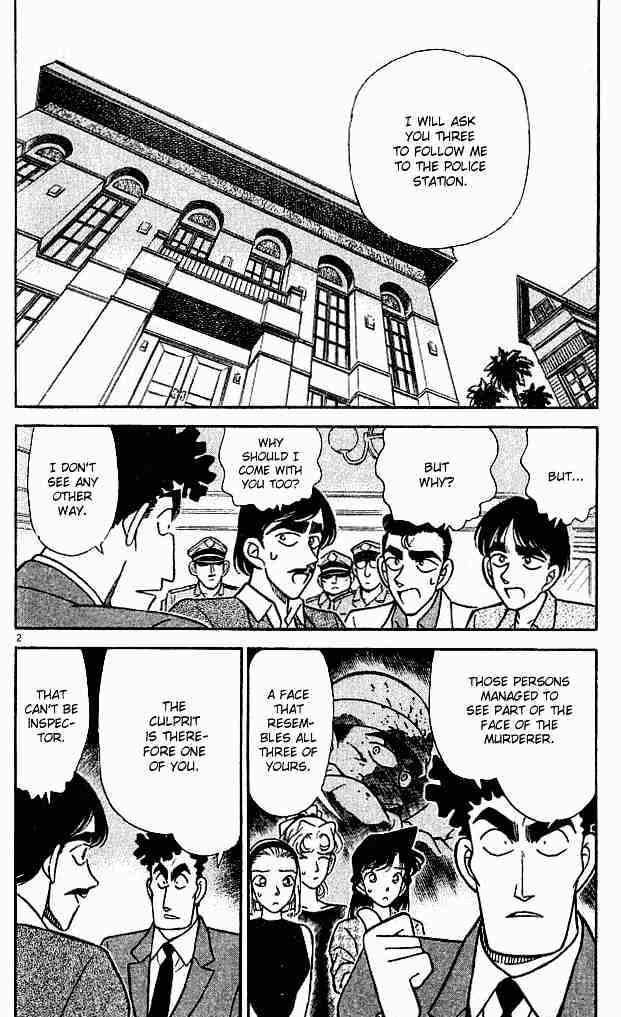 Detective Conan Chapter 124  Online Free Manga Read Image 2