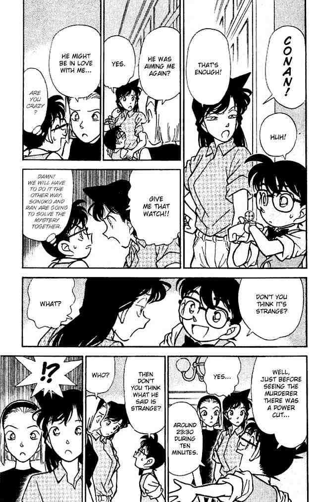 Detective Conan Chapter 124  Online Free Manga Read Image 5