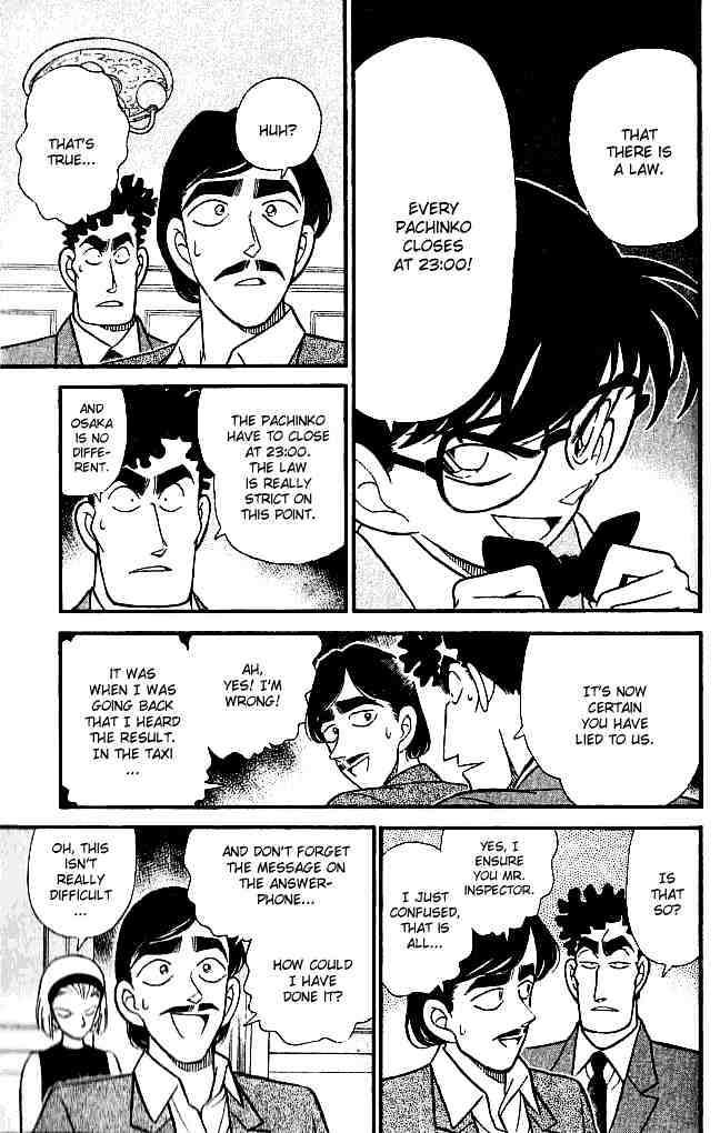 Detective Conan Chapter 124  Online Free Manga Read Image 9