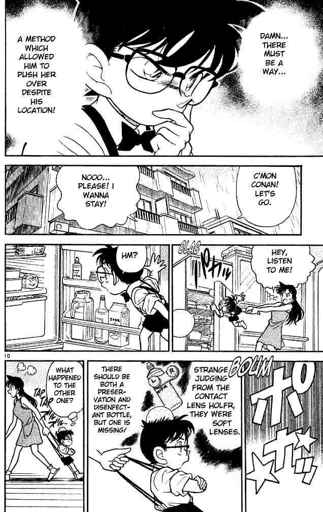 Detective Conan Chapter 126  Online Free Manga Read Image 10
