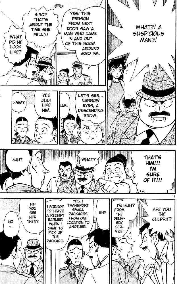 Detective Conan Chapter 126  Online Free Manga Read Image 11