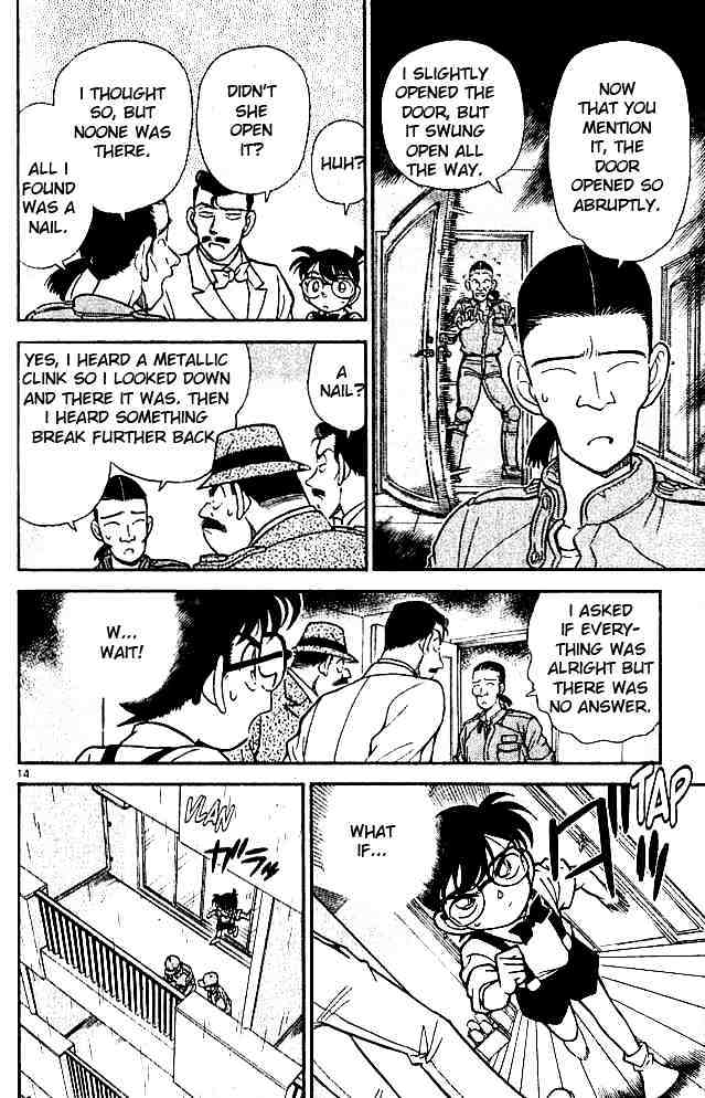 Detective Conan Chapter 126  Online Free Manga Read Image 14