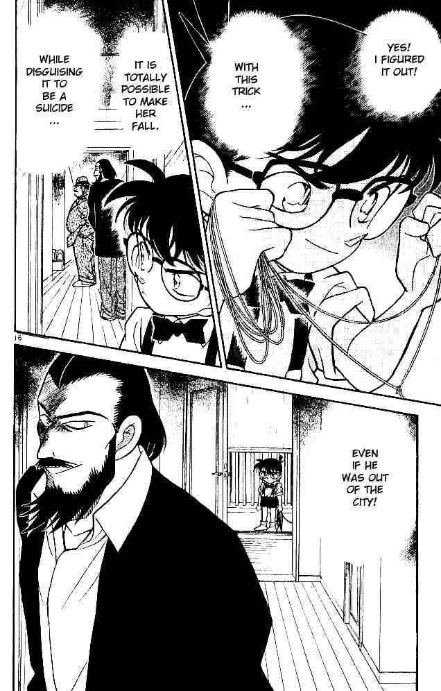 Detective Conan Chapter 126  Online Free Manga Read Image 16