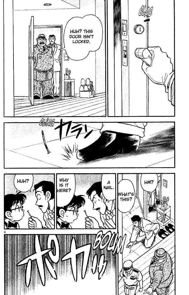 Detective Conan Chapter 126  Online Free Manga Read Image 4