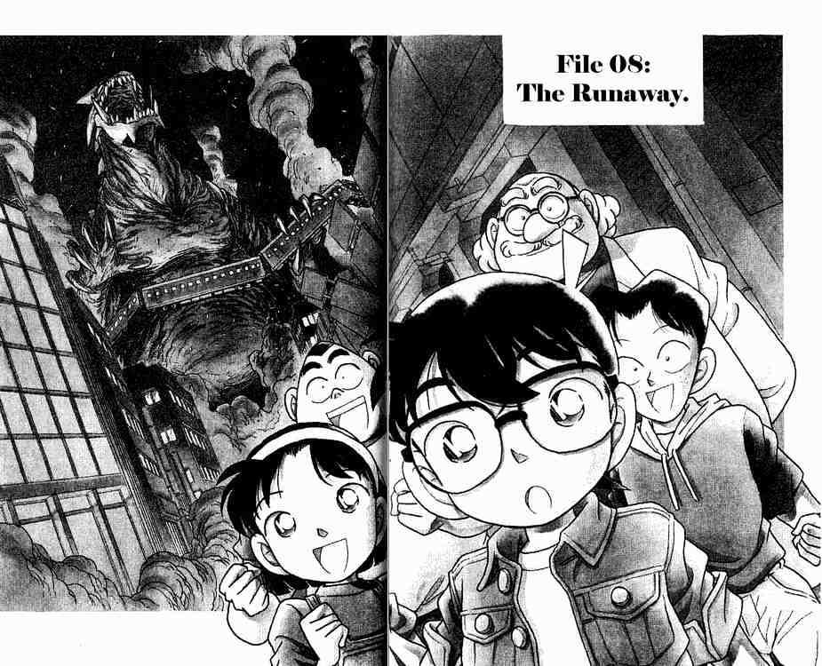 Detective Conan Chapter 128  Online Free Manga Read Image 1