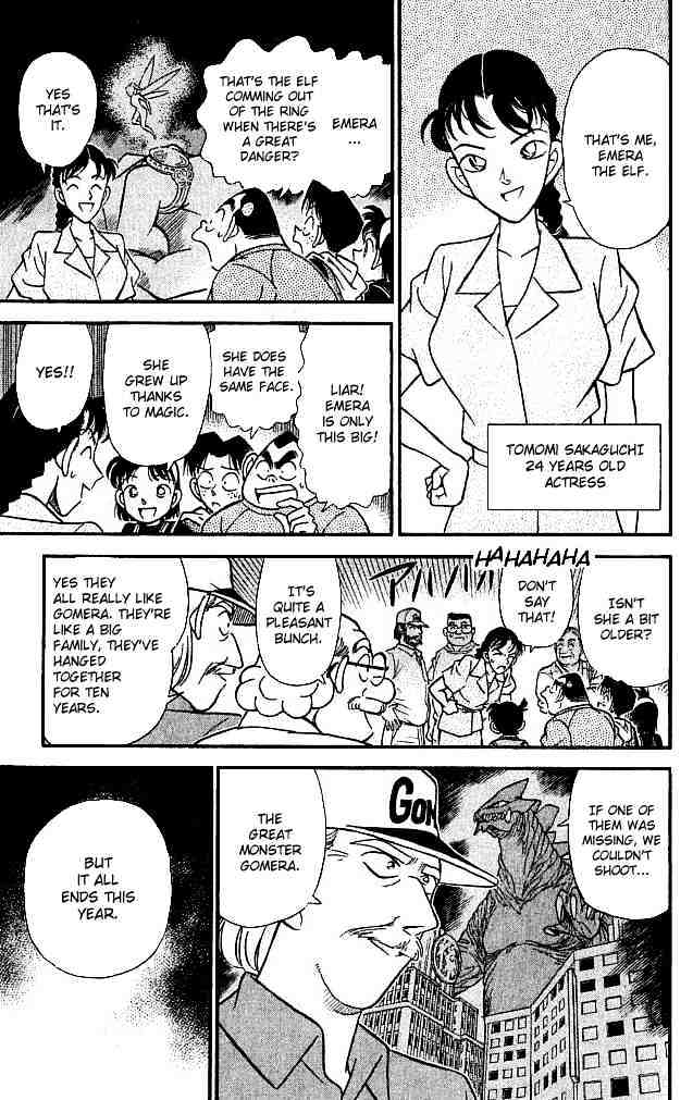 Detective Conan Chapter 128  Online Free Manga Read Image 7