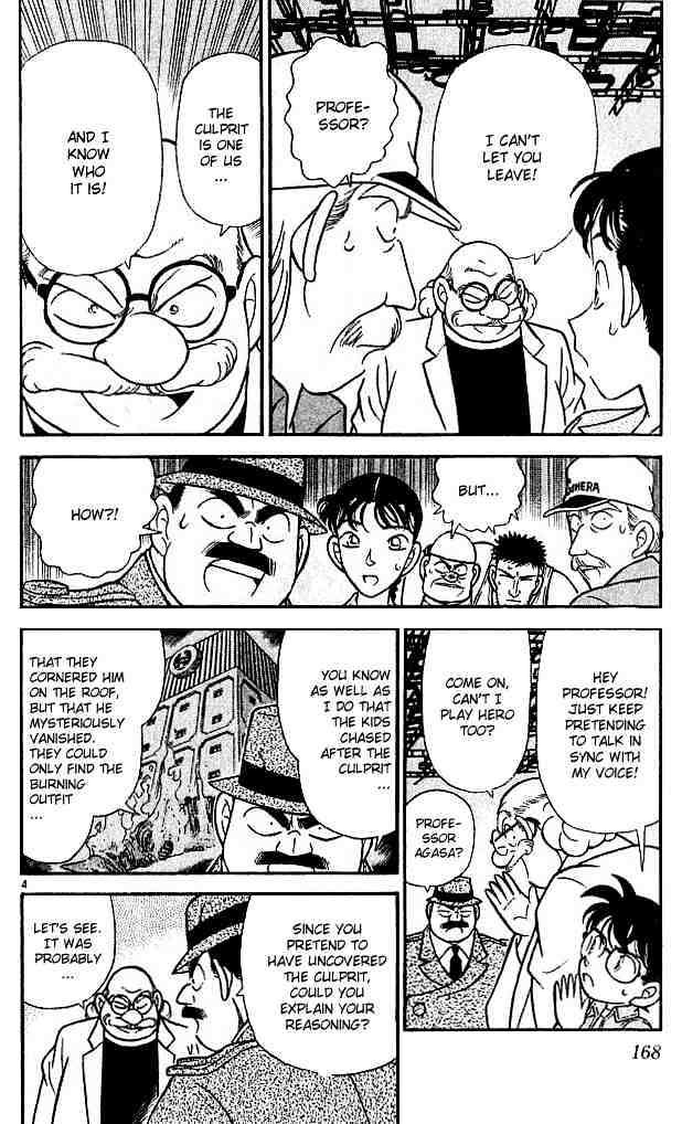 Detective Conan Chapter 130  Online Free Manga Read Image 4