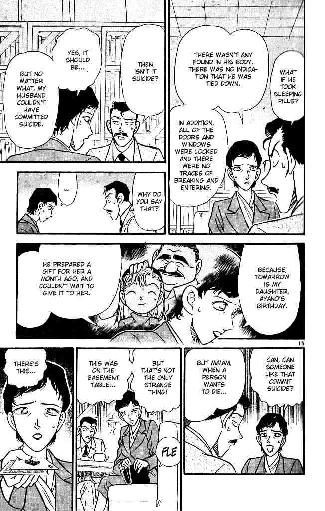 Detective Conan Chapter 131  Online Free Manga Read Image 15