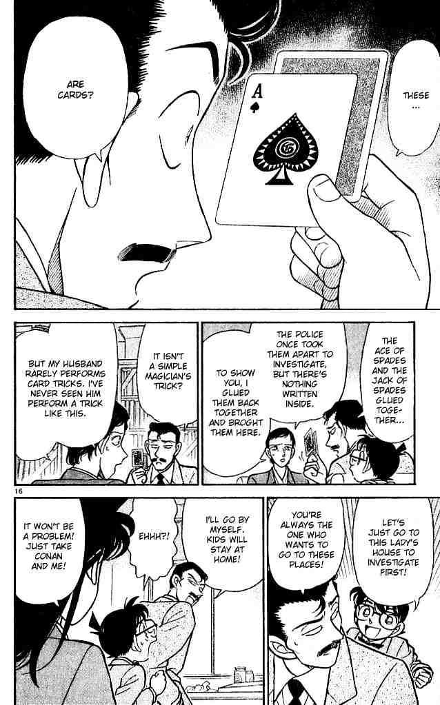 Detective Conan Chapter 131  Online Free Manga Read Image 16
