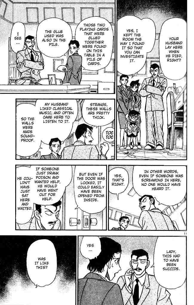 Detective Conan Chapter 132  Online Free Manga Read Image 11