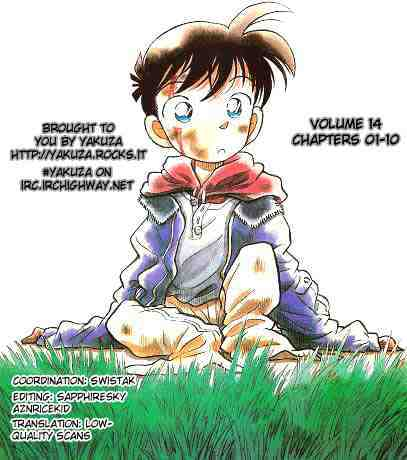 Detective Conan Chapter 132  Online Free Manga Read Image 19