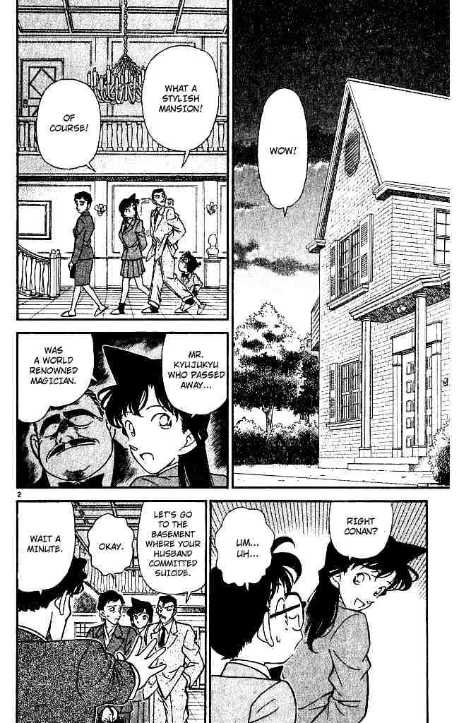 Detective Conan Chapter 132  Online Free Manga Read Image 2
