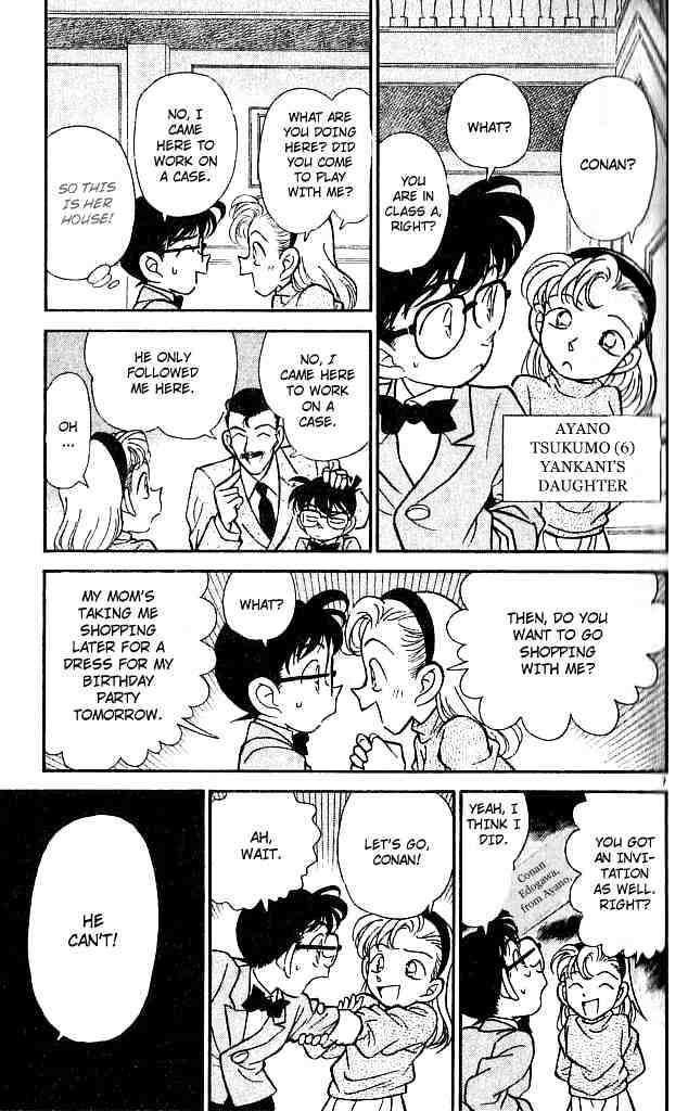 Detective Conan Chapter 132  Online Free Manga Read Image 7