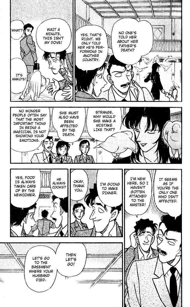 Detective Conan Chapter 132  Online Free Manga Read Image 9