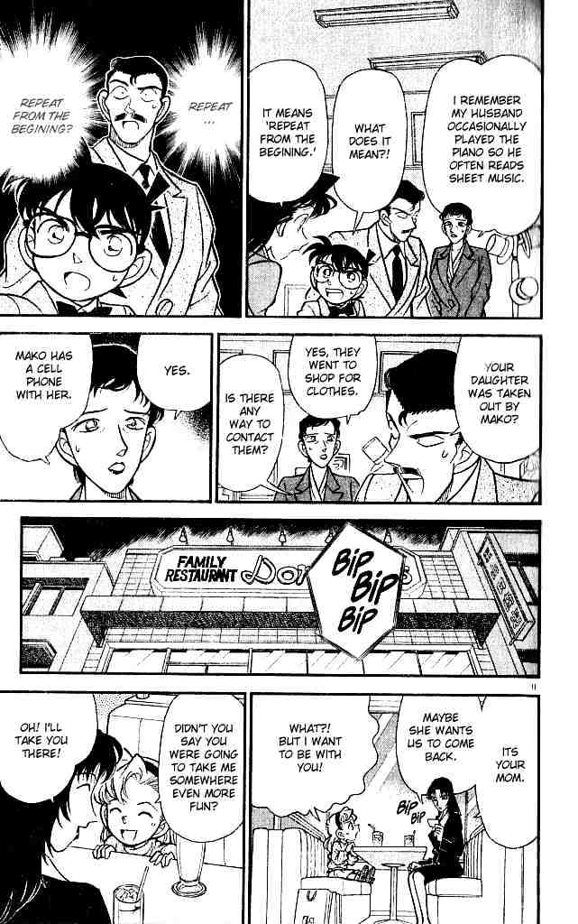Detective Conan Chapter 133  Online Free Manga Read Image 9