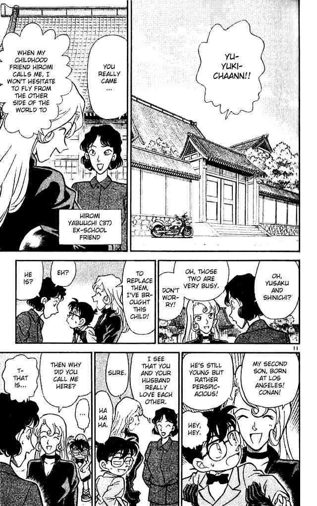 Detective Conan Chapter 134  Online Free Manga Read Image 10