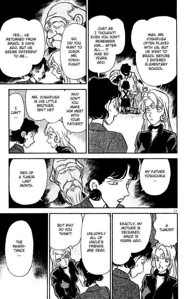 Detective Conan Chapter 134  Online Free Manga Read Image 12