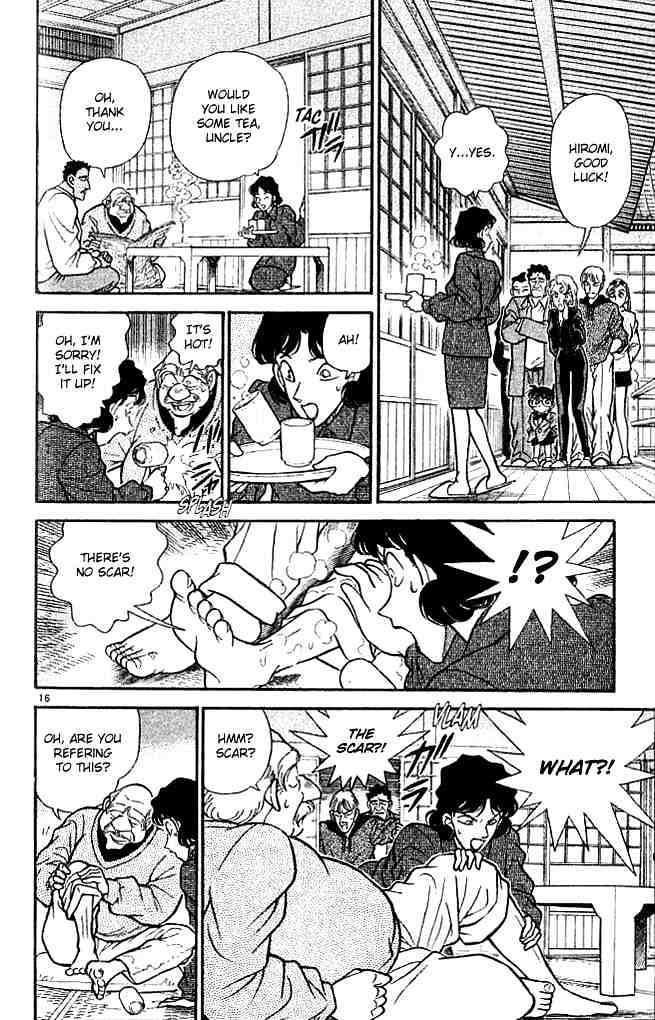 Detective Conan Chapter 134  Online Free Manga Read Image 15