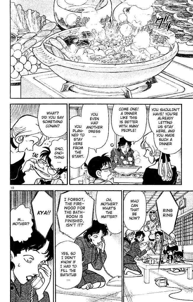 Detective Conan Chapter 135  Online Free Manga Read Image 10