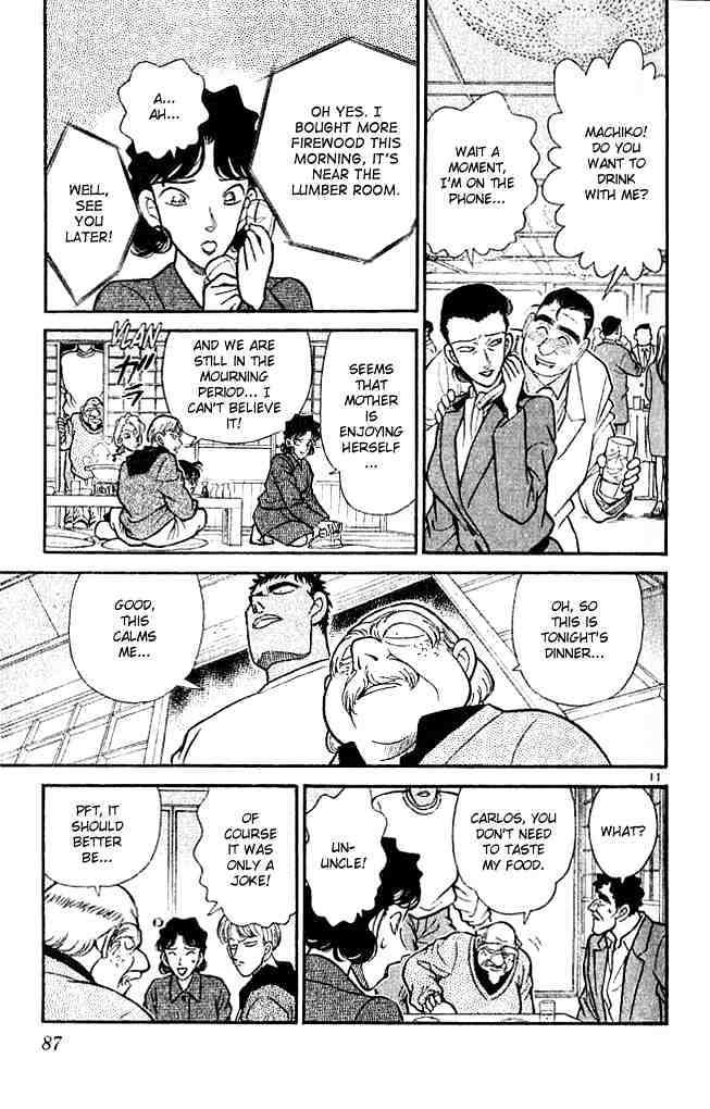 Detective Conan Chapter 135  Online Free Manga Read Image 11