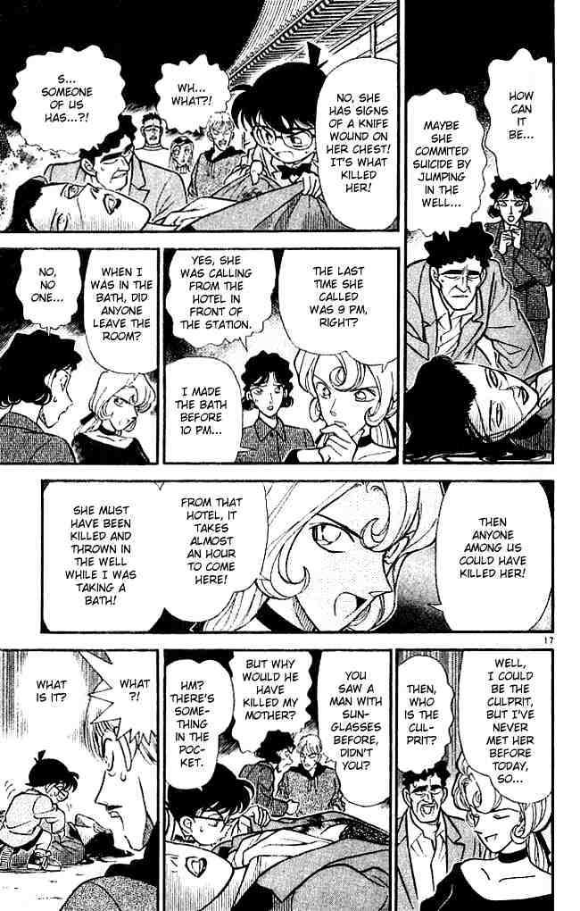 Detective Conan Chapter 135  Online Free Manga Read Image 17