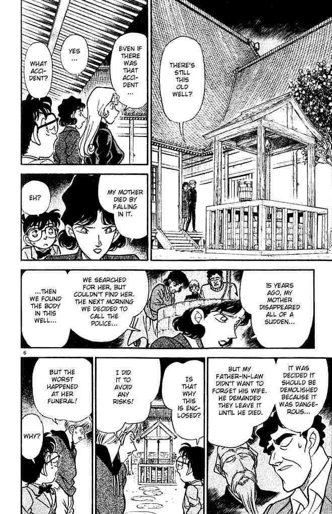 Detective Conan Chapter 135  Online Free Manga Read Image 6