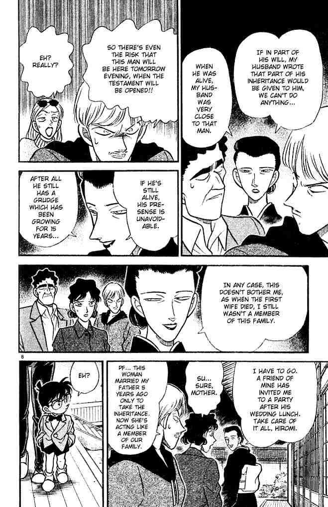 Detective Conan Chapter 135  Online Free Manga Read Image 8
