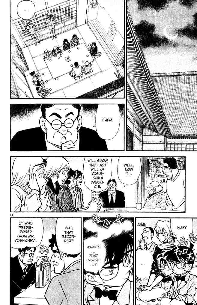 Detective Conan Chapter 136  Online Free Manga Read Image 14