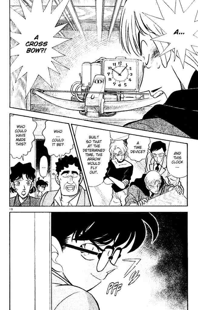 Detective Conan Chapter 136  Online Free Manga Read Image 18