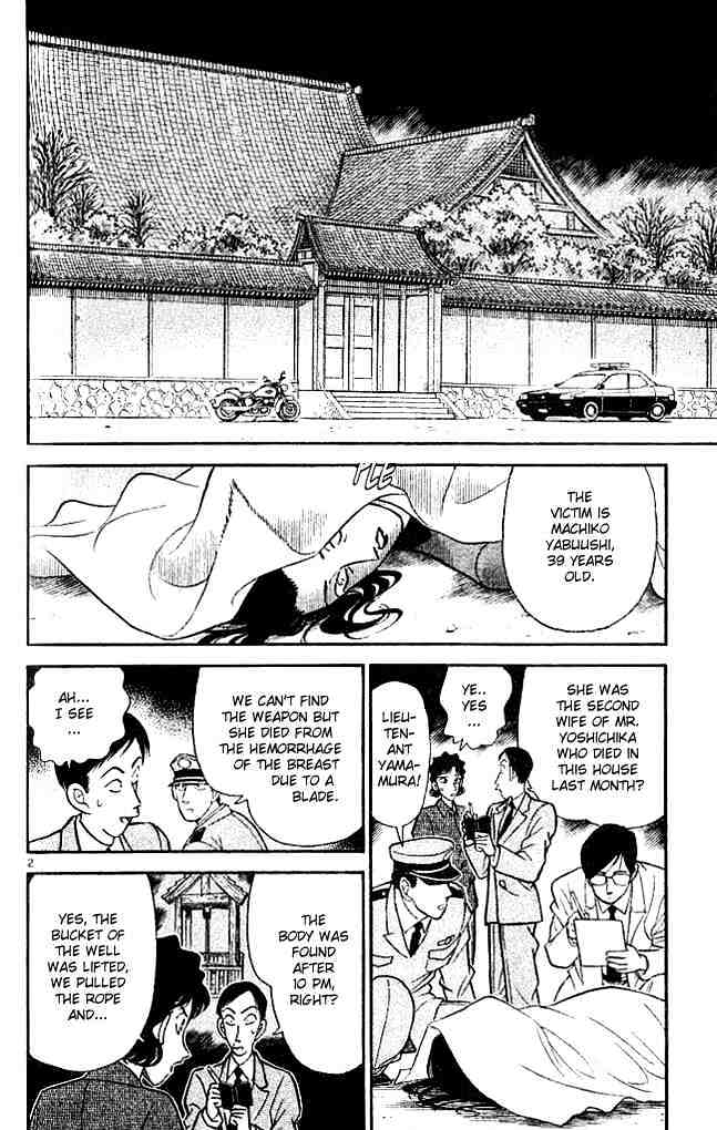 Detective Conan Chapter 136  Online Free Manga Read Image 2