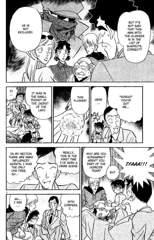 Detective Conan Chapter 136  Online Free Manga Read Image 6