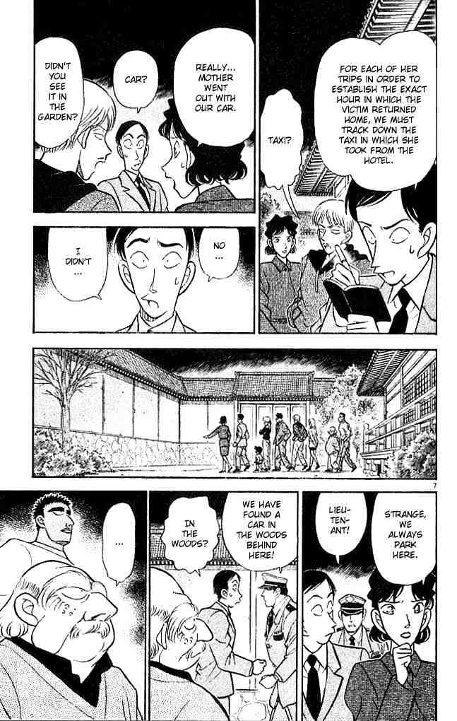 Detective Conan Chapter 136  Online Free Manga Read Image 7