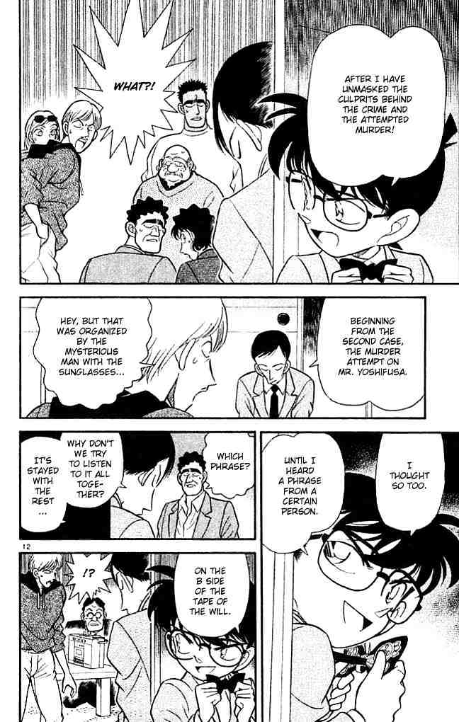 Detective Conan Chapter 137  Online Free Manga Read Image 12