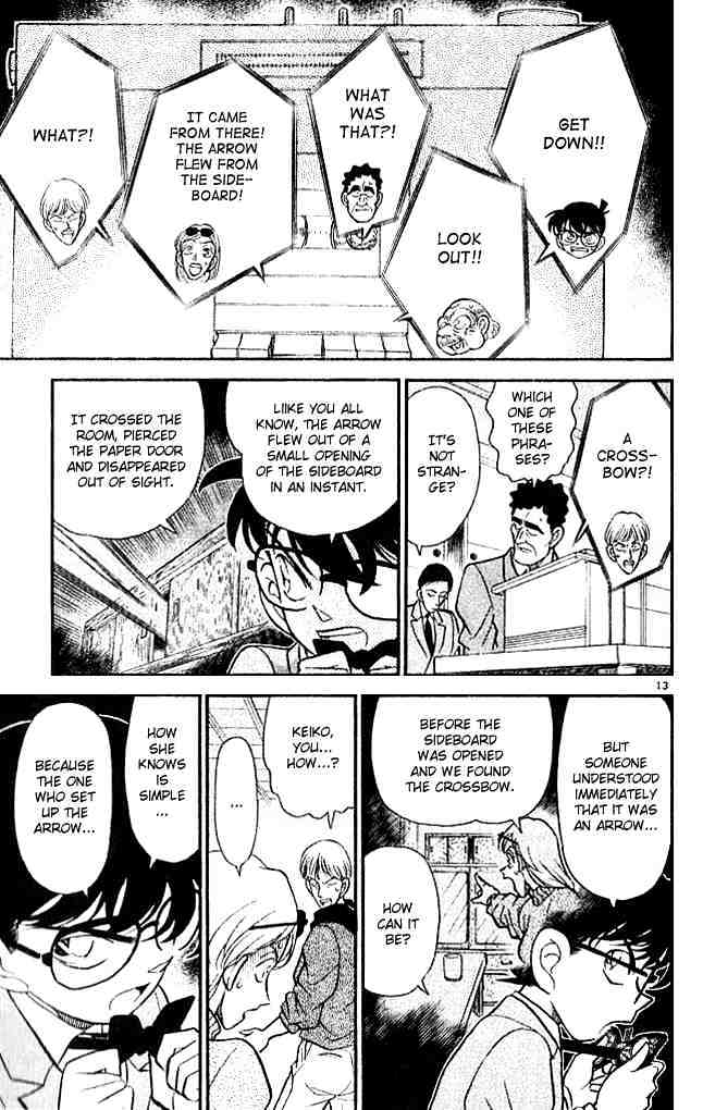 Detective Conan Chapter 137  Online Free Manga Read Image 13