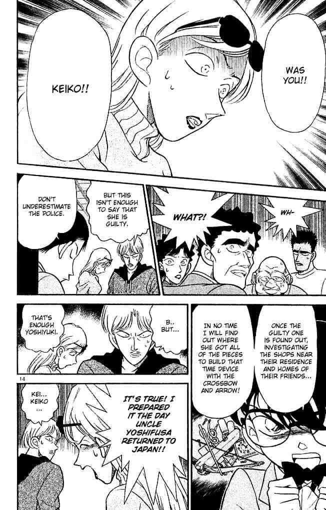 Detective Conan Chapter 137  Online Free Manga Read Image 14
