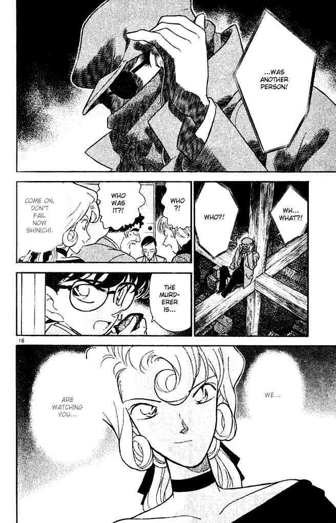 Detective Conan Chapter 137  Online Free Manga Read Image 16