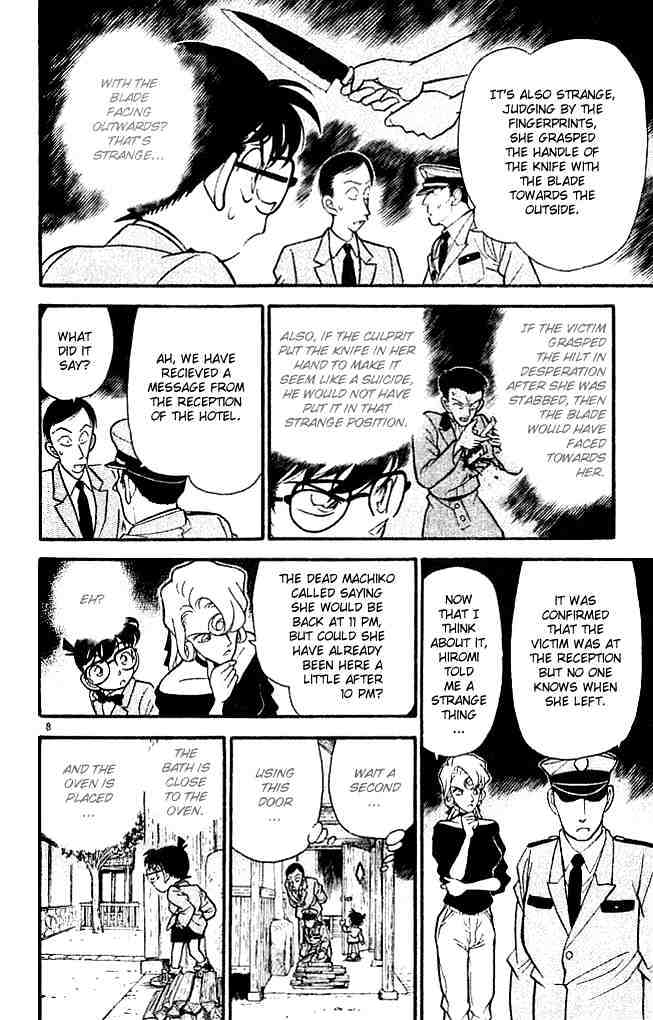 Detective Conan Chapter 137  Online Free Manga Read Image 8