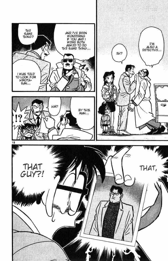 Detective Conan Chapter 14  Online Free Manga Read Image 18