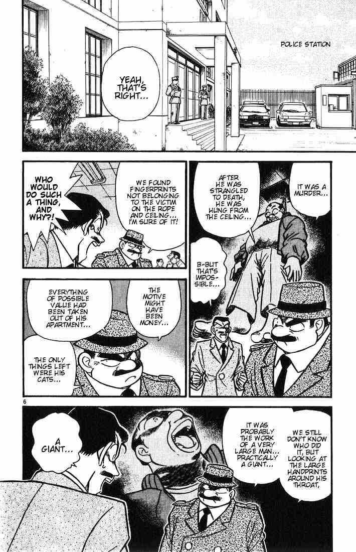 Detective Conan Chapter 14  Online Free Manga Read Image 6