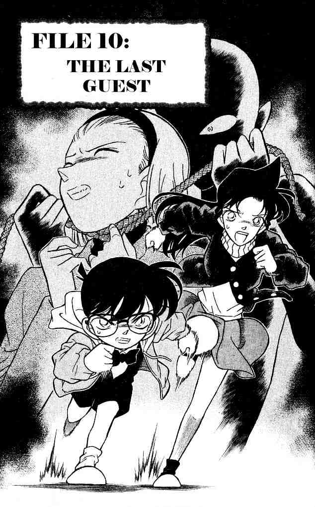 Detective Conan Chapter 140  Online Free Manga Read Image 1