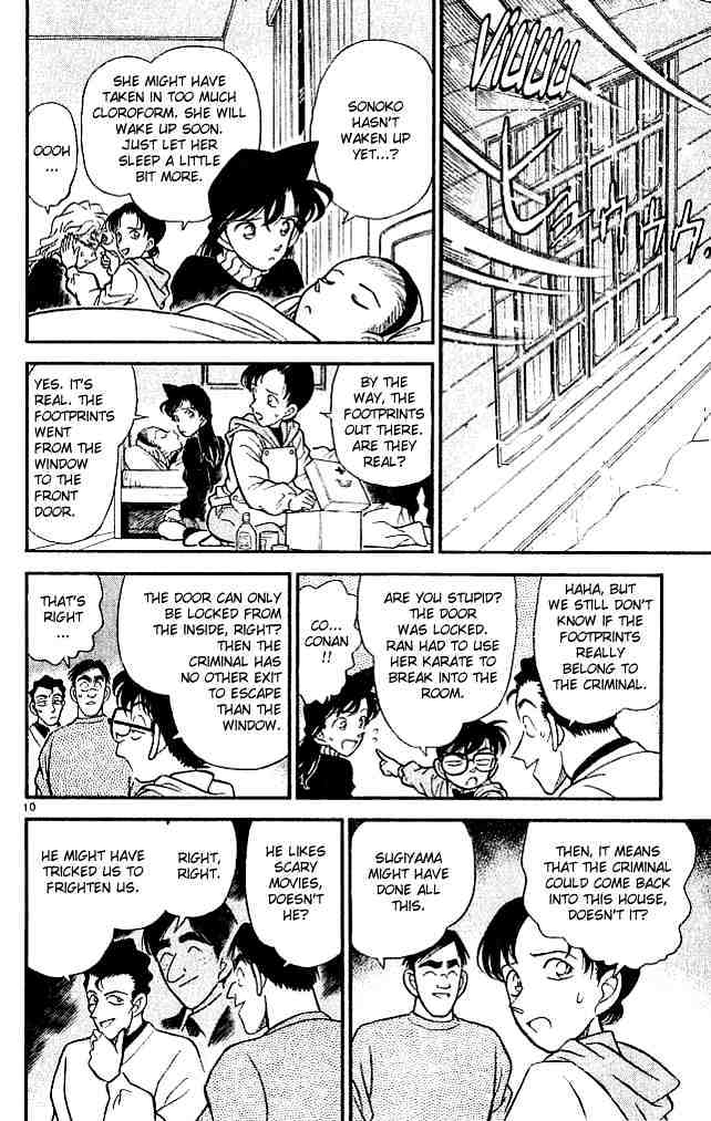 Detective Conan Chapter 140  Online Free Manga Read Image 10