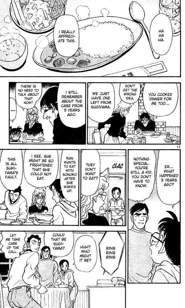 Detective Conan Chapter 140  Online Free Manga Read Image 13