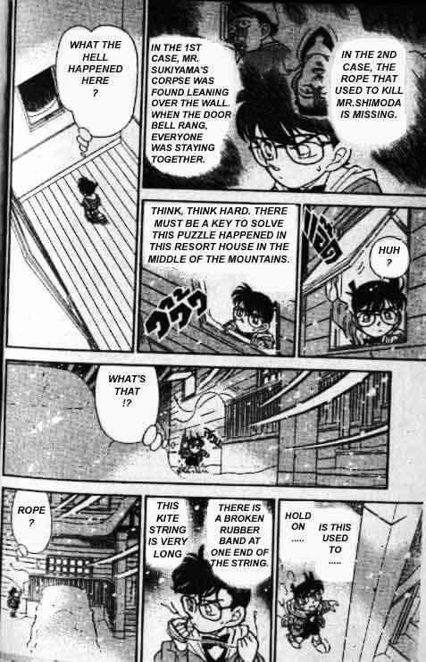 Detective Conan Chapter 142  Online Free Manga Read Image 11