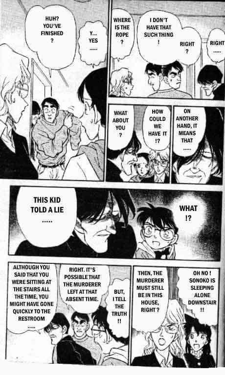 Detective Conan Chapter 142  Online Free Manga Read Image 6