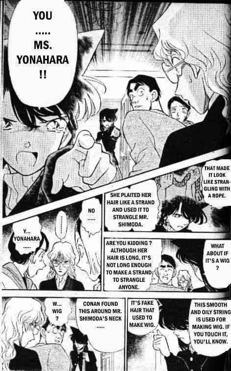 Detective Conan Chapter 143  Online Free Manga Read Image 11
