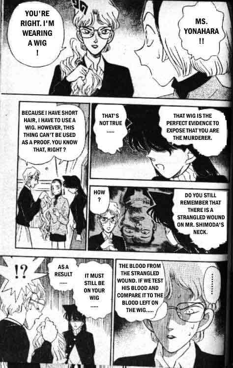 Detective Conan Chapter 143  Online Free Manga Read Image 13